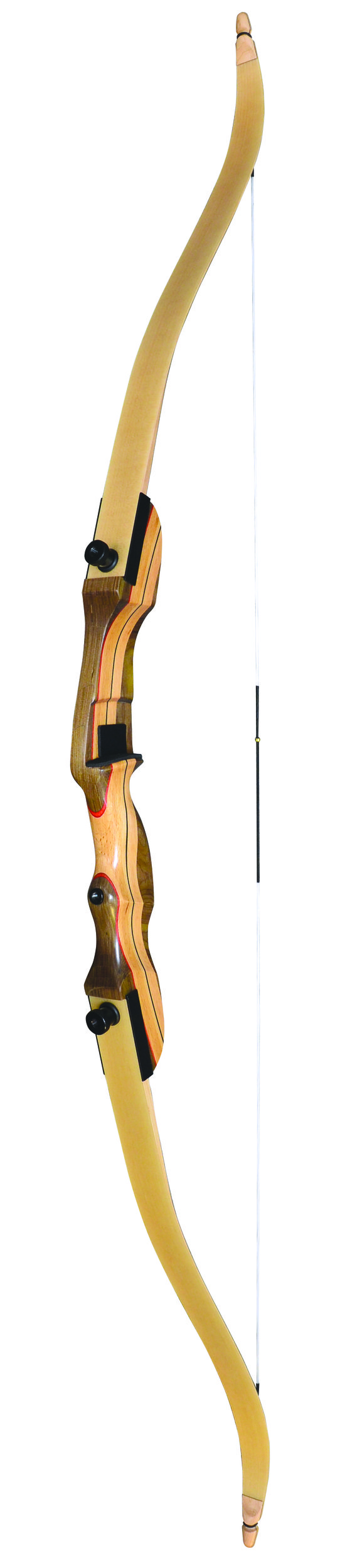 #2444 Monarch 62 Inch Recurve with Natural Limbs thumbnail
