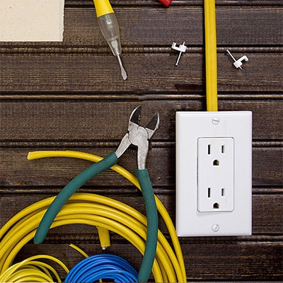 Electrical thumbnail