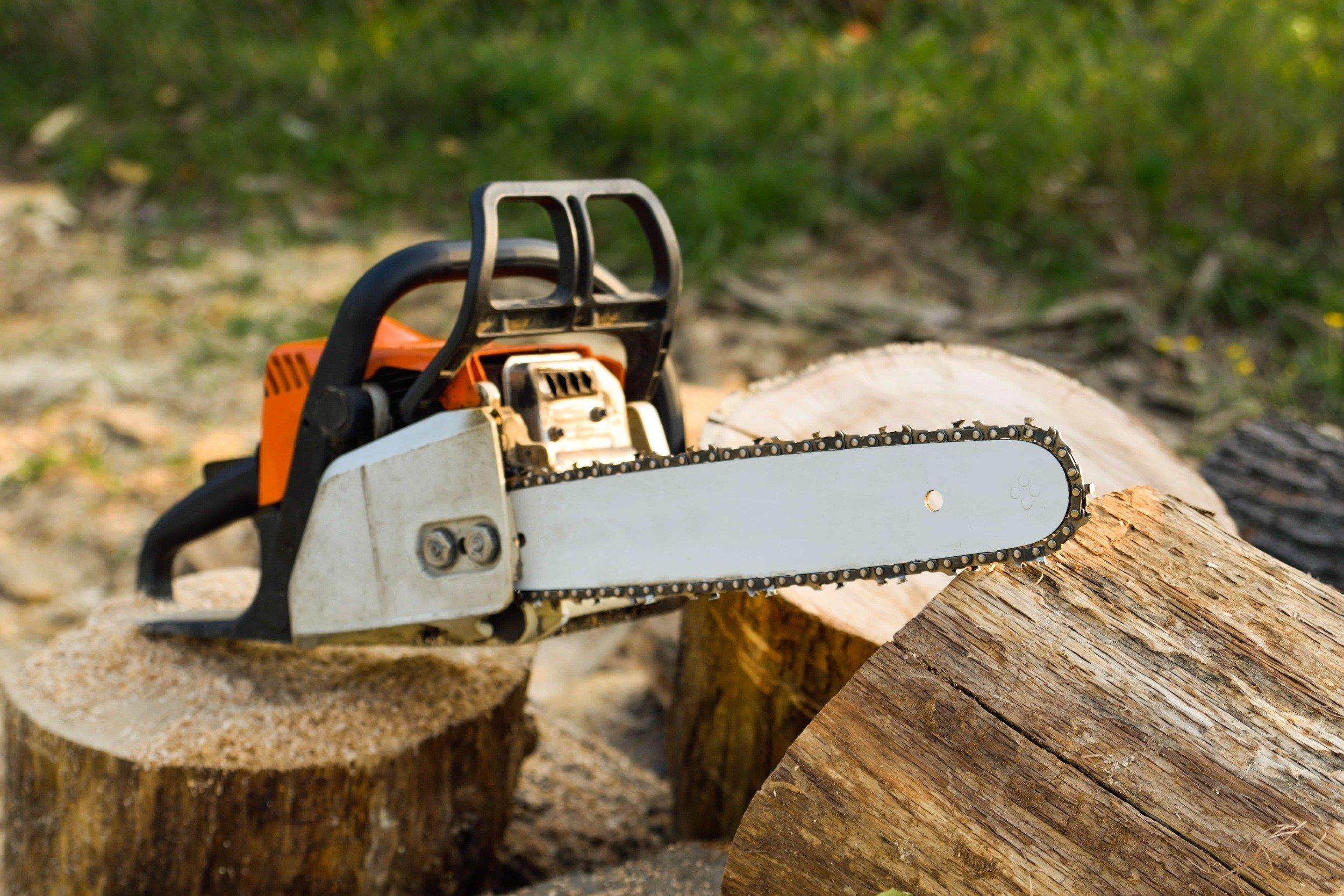 Chainsaw Sharpening thumbnail