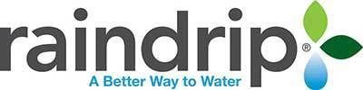 Raindrip A Better way to Water - logo
