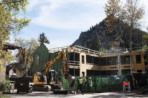Aspen affordable housing projects under construction gaining more interest thumbnail