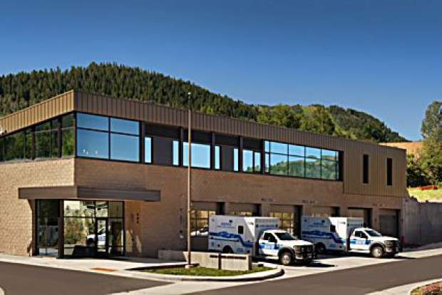 New Aspen Ambulance building also a wellness tool thumbnail