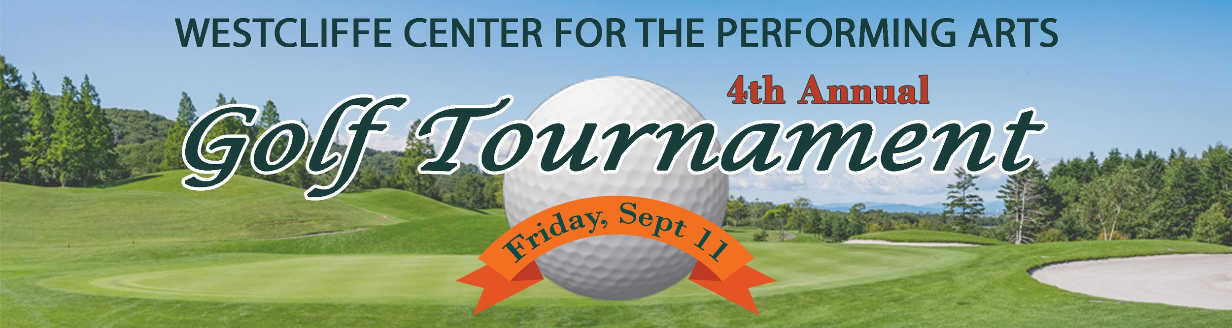 4th Annual WCPA Golf Tournament