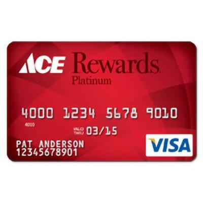 Ace Visa Card thumbnail