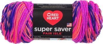 Super Saver Fair Isle