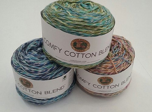 Lion Comfy Cotton Yarn