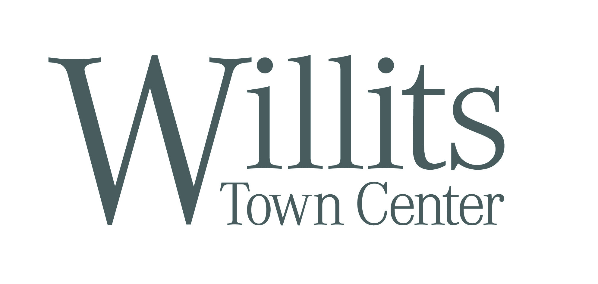 Willits Town Center logo