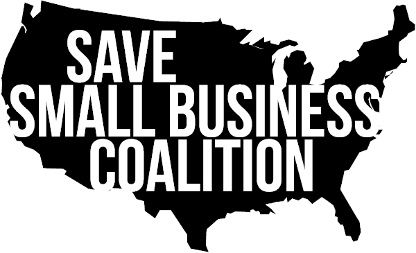 Save Small Business Coalition logo