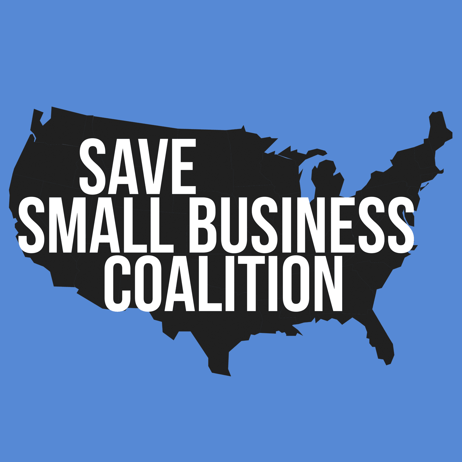 Save Small Business Coalition logo - blog post