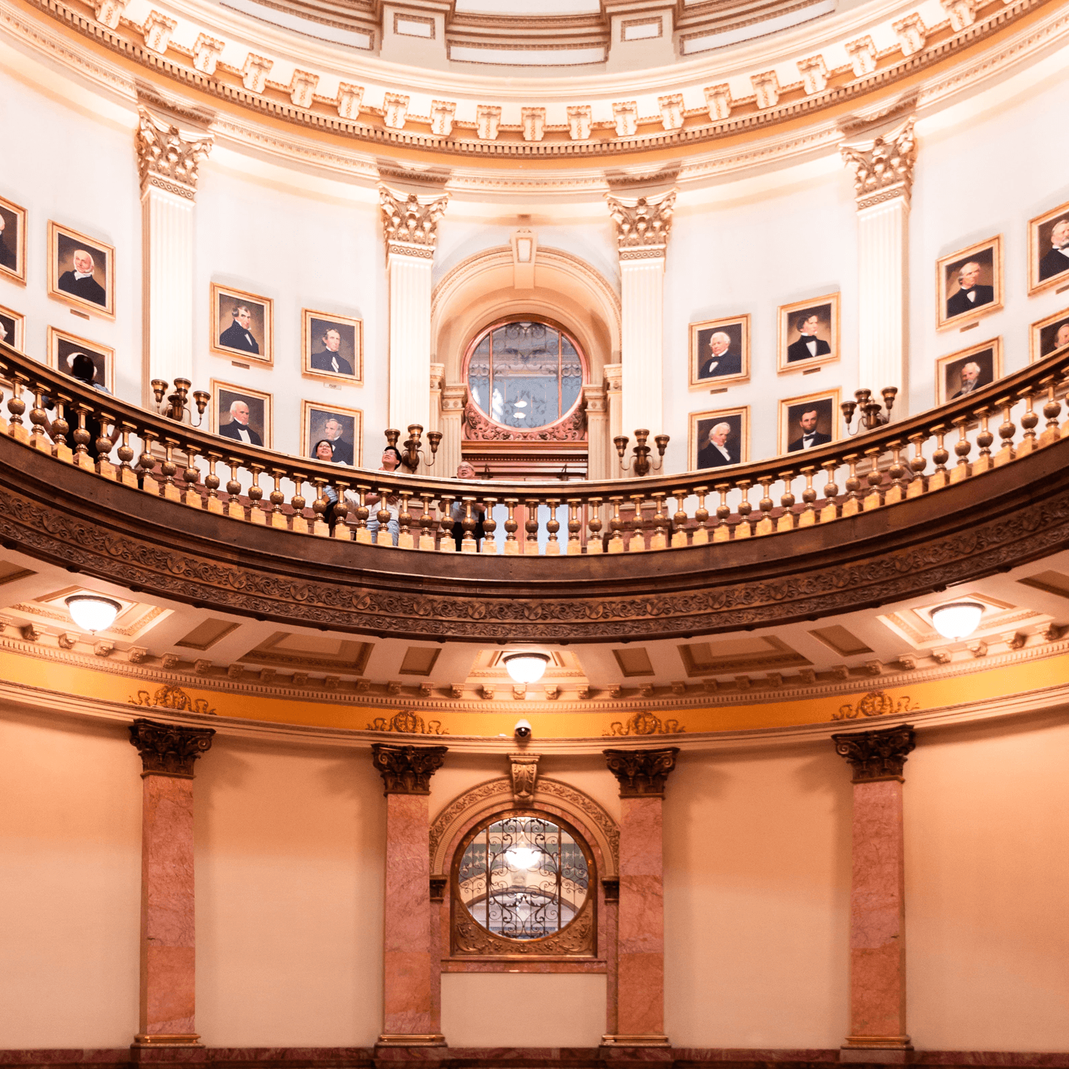 CO State capital rotunda Photo by Eric Muhr on Unsplash