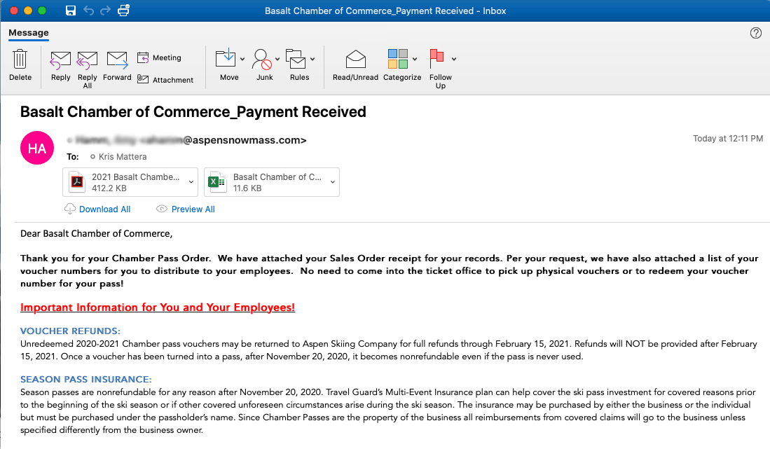 Step 4 ASC Payment Received Final Voucheremail