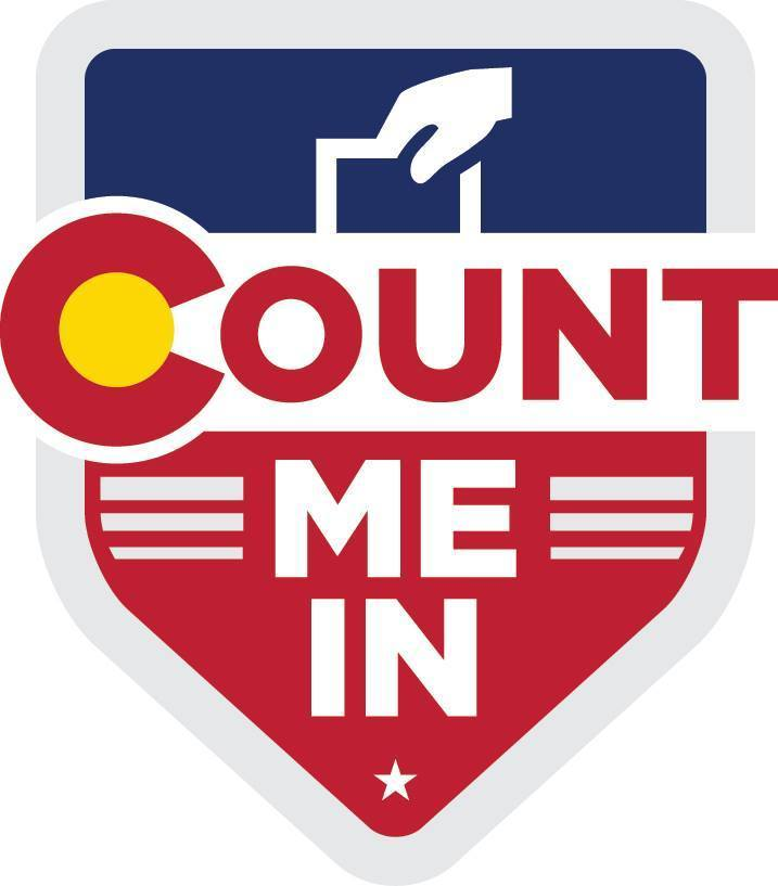 Count Me In Colorado logo
