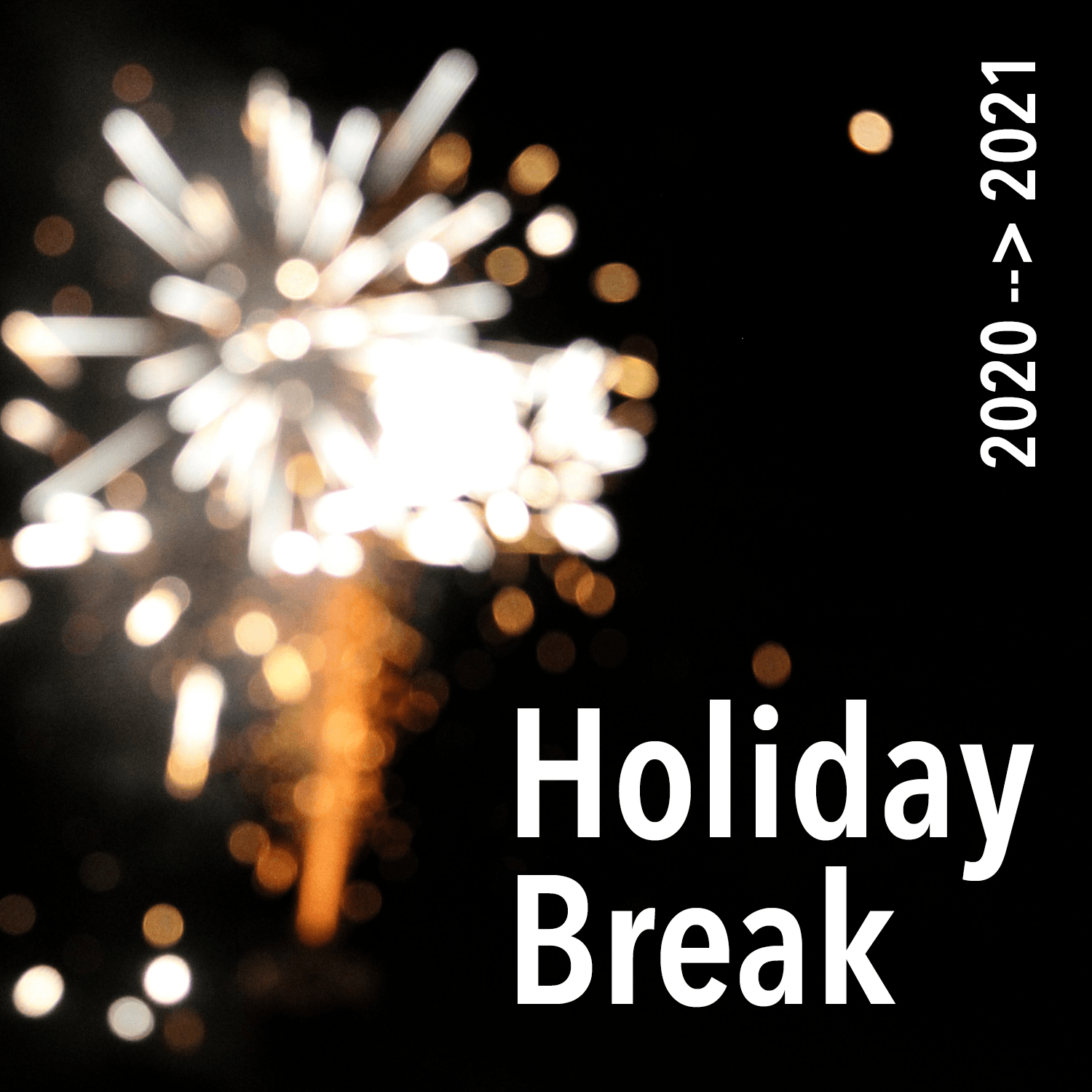 Holiday Break hours, Photo by Siora Photography, Unsplashed
