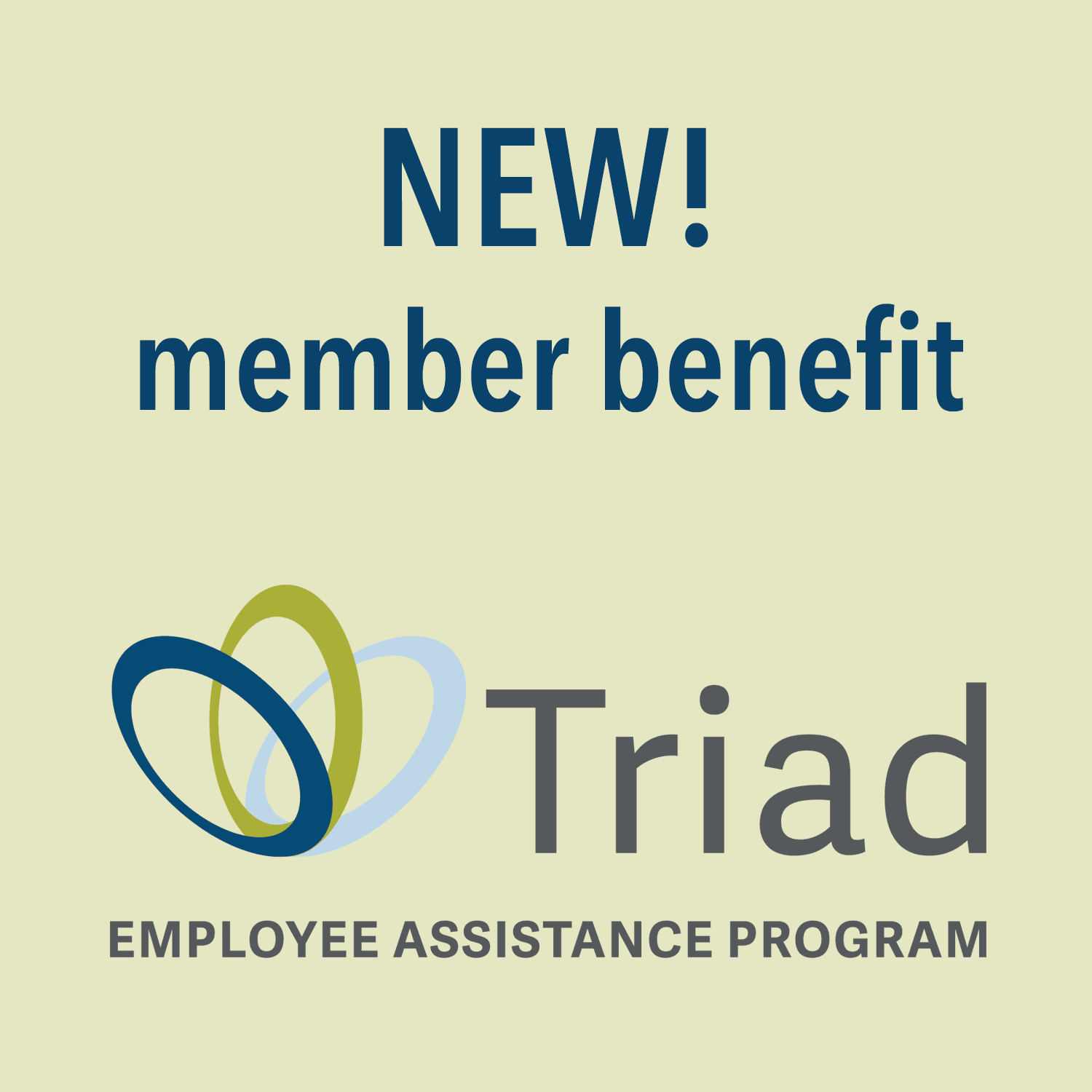 Triad EAP - new benefit