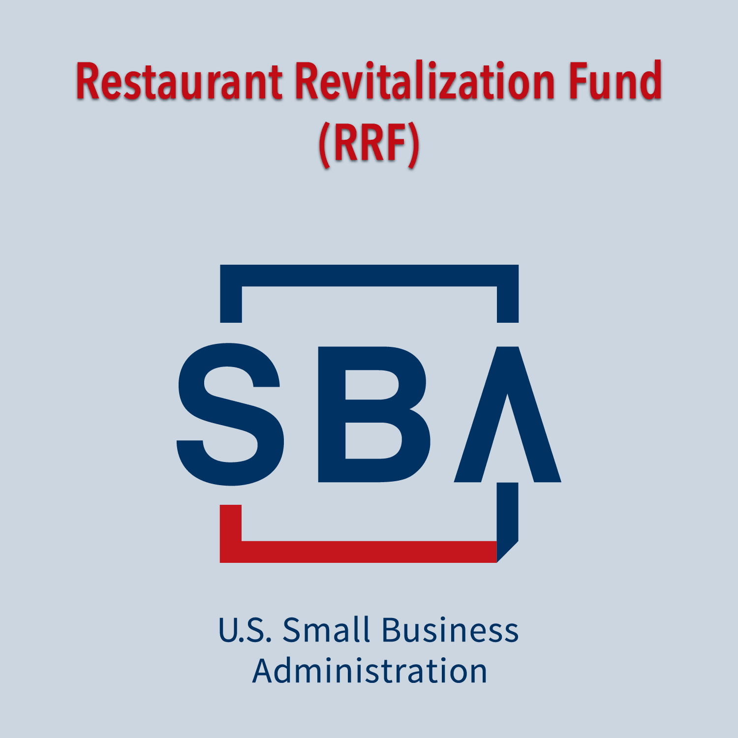 SBA Restaurant Revitalization Fund (RRF)