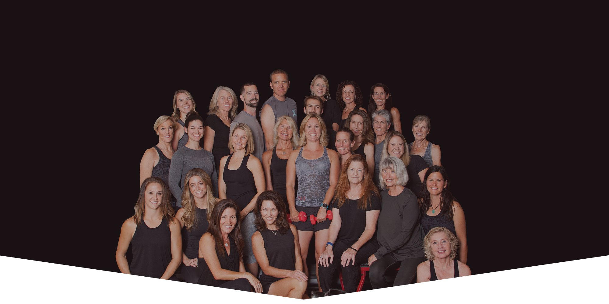 TACfit trainers group photo