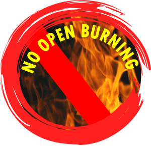 Press Release – No Open Burning Permits Being Issued thumbnail