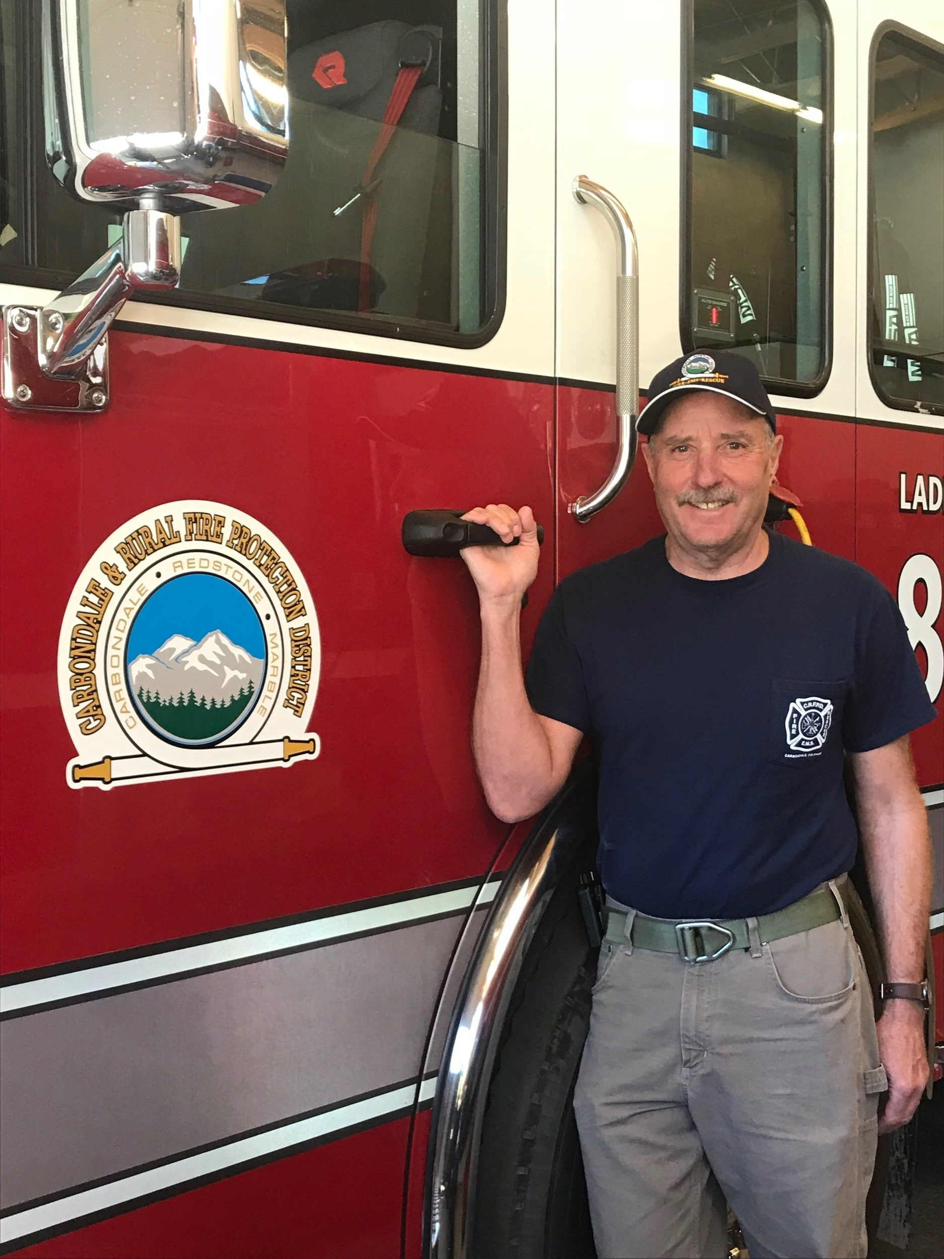Carbondale Fire District Welcomes New Deputy Chief thumbnail