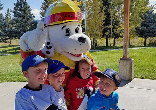 Carbondale Fire Open House: Saturday, October 13th, 11-3 thumbnail