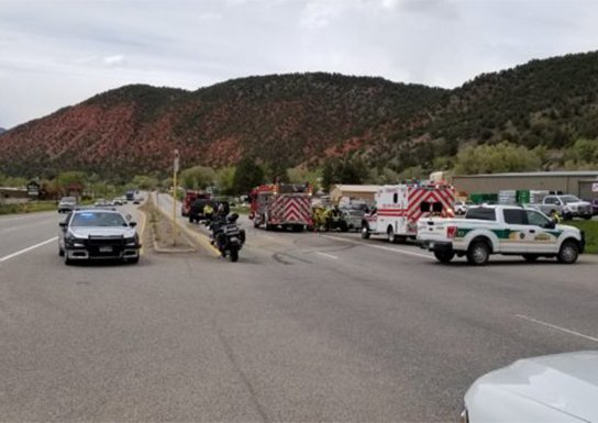 Accident on Highway 82 Sends Five to the Hospital thumbnail