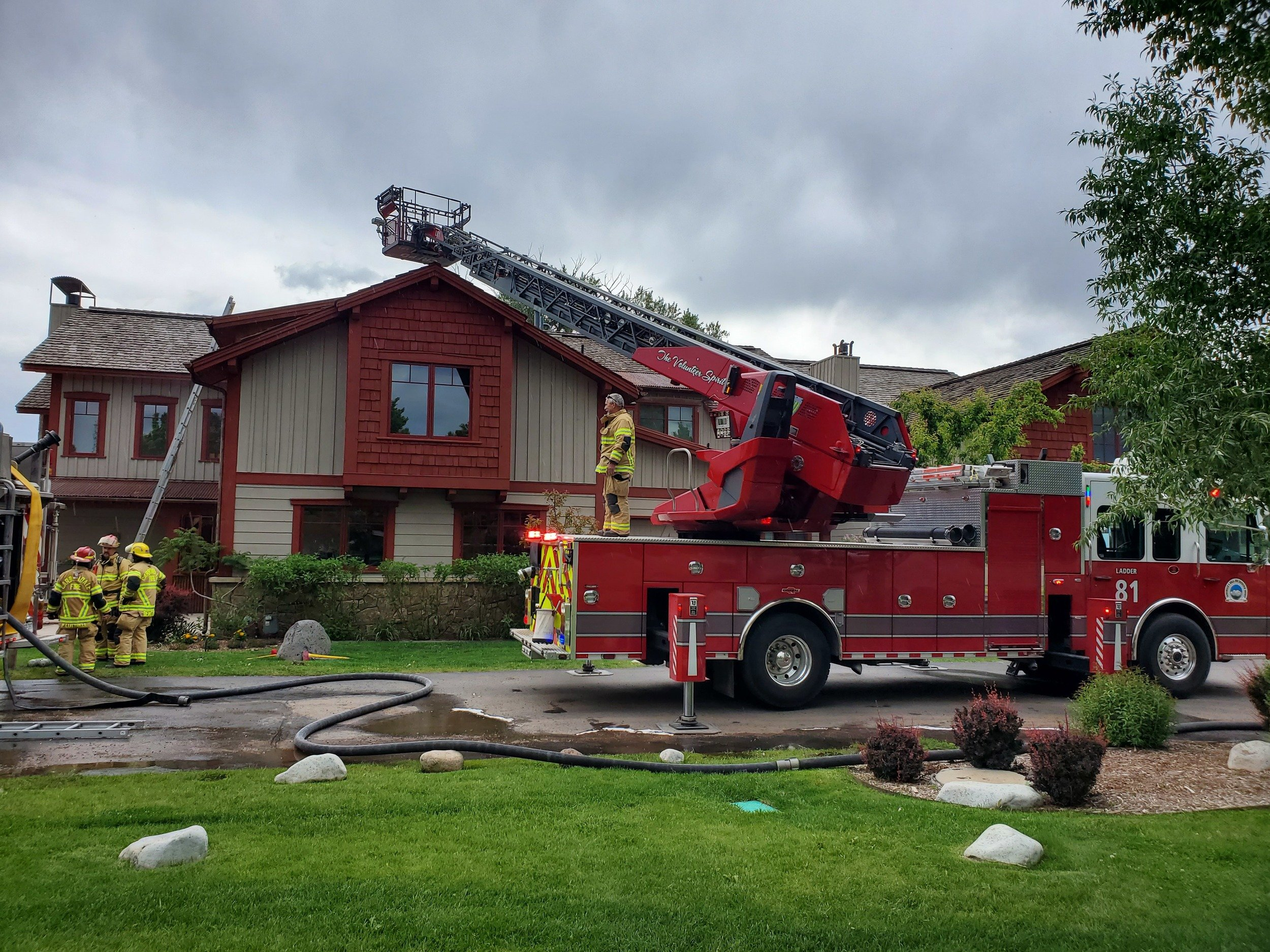 Structure Fire in River Valley Ranch thumbnail