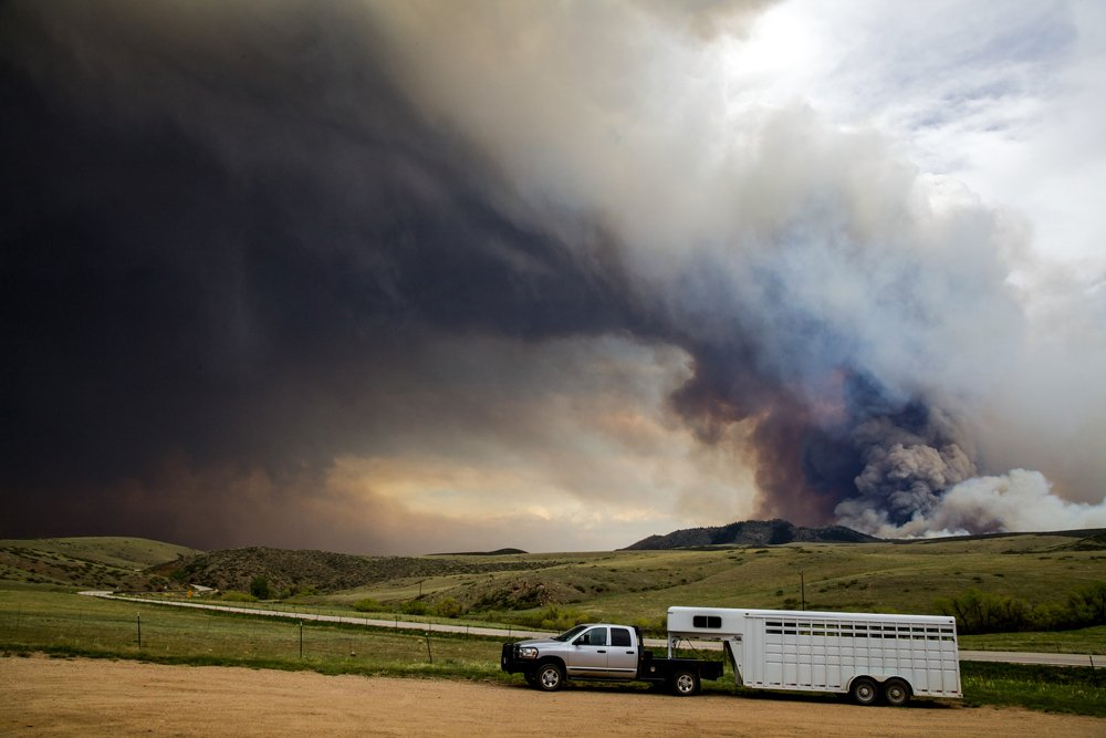 Wildfire Evacuation Preparation thumbnail
