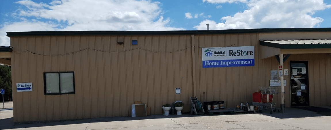 Restore location in Fremont County, Colorado - Habitat for Humanity
