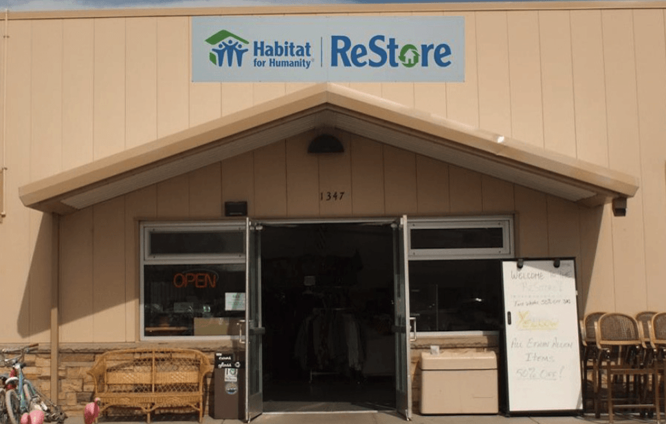 Restore location in St. Vrain, Colorado - Habitat for Humanity