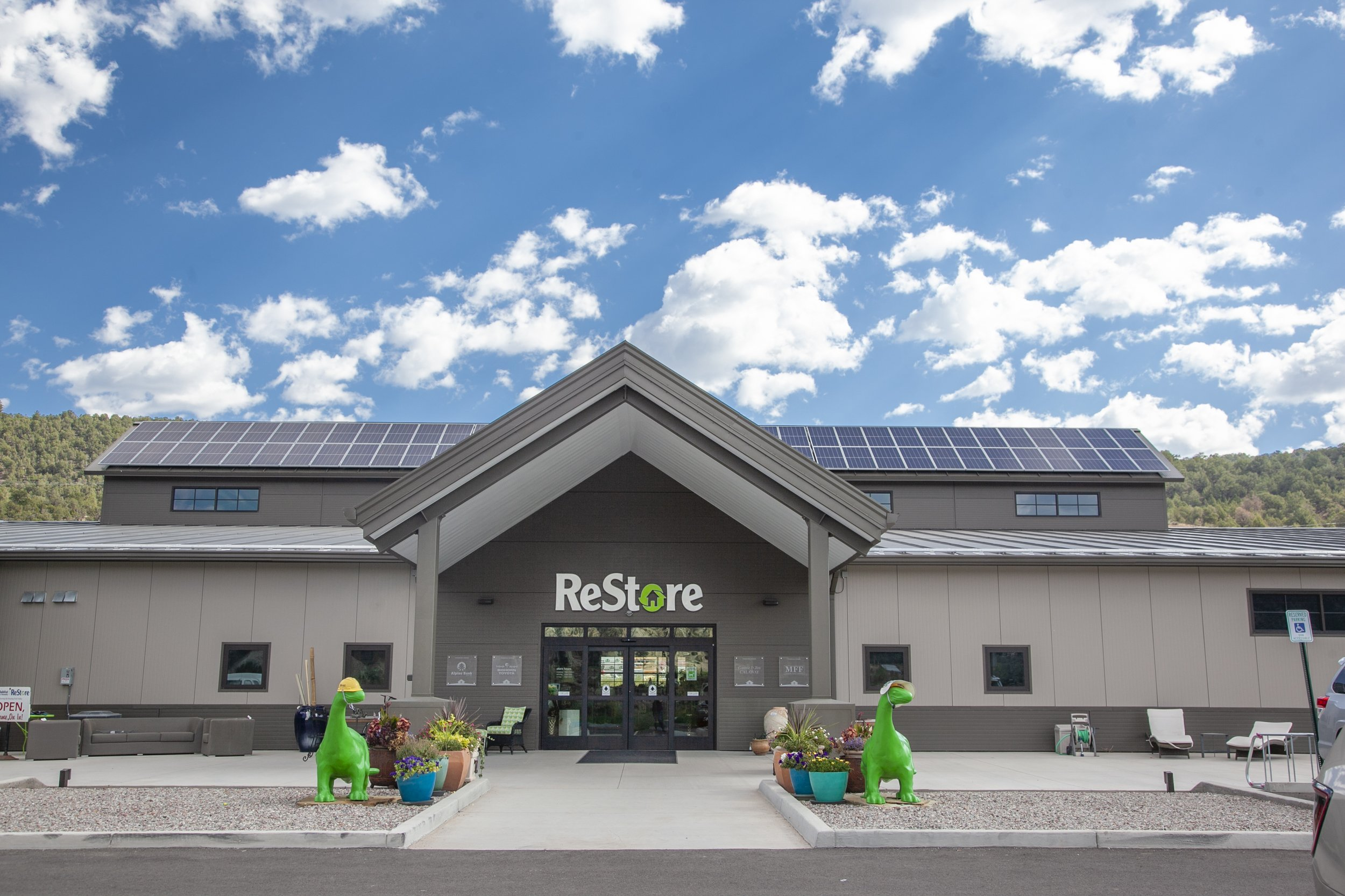 ReStore location in the Roaring Fork Valley, Colorado - Habitat for Humanity