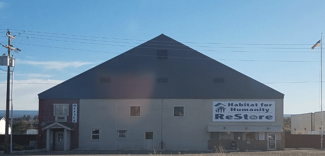 ReStore location in Montrose, Colorado - Habitat for Humanity