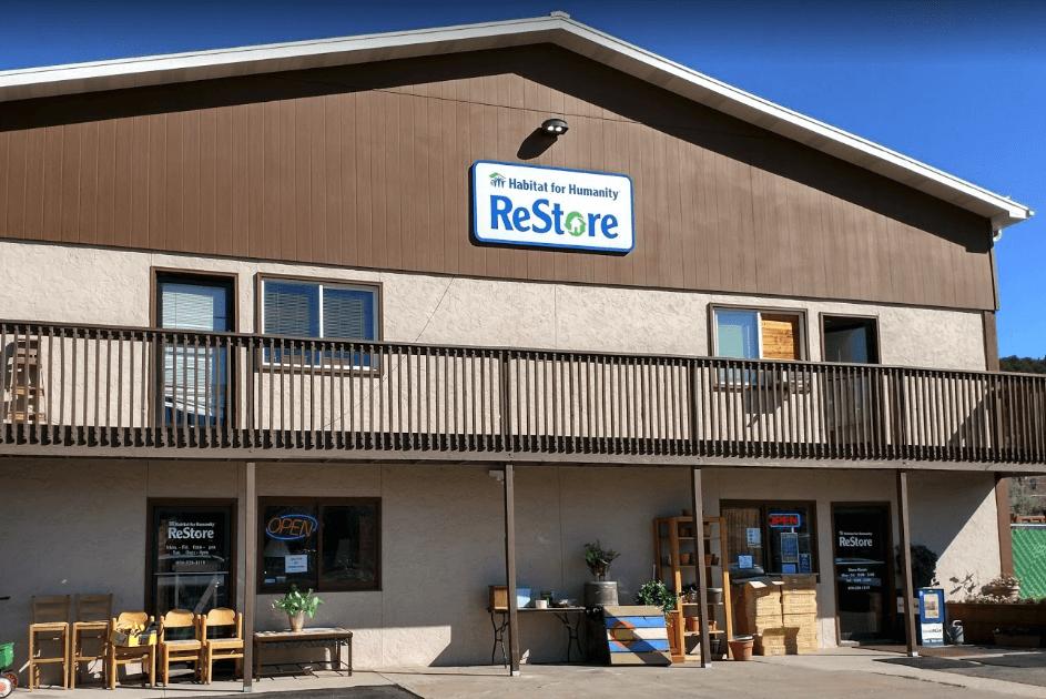 ReStore location in Vail, Colorado - Habitat for Humanity