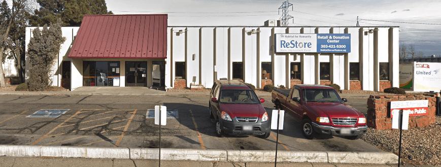 ReStore location in Wheat Ridge, Colorado - Habitat for Humanity