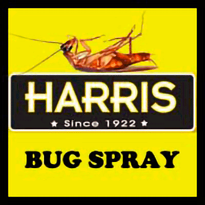 Harris Bug Spray thumbnail