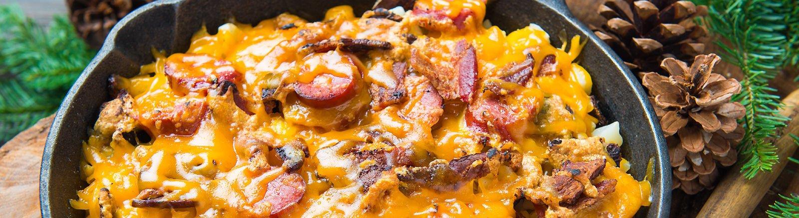 Sausage Breakfast Bake thumbnail