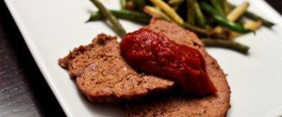 Pumpkin Meatloaf with Pumpkin BBQ Sauce thumbnail