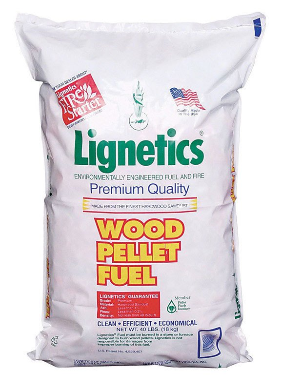 Lignetics Oak Wood Pellet Fuel 40 lb. thumbnail