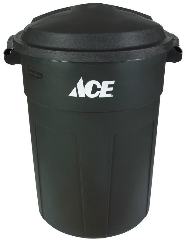 Ace 32 gal. Plastic Garbage Can thumbnail