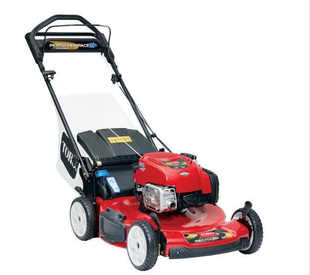 Toto Self-Propelled Mulching Capability Lawn Mower thumbnail