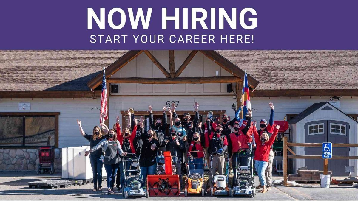 Now Hiring Country Ace Hardware in Granby