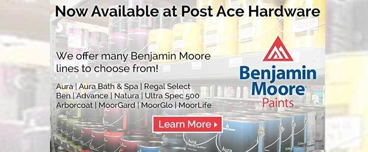 Post Ace Hardware | Somerville Hardware Store