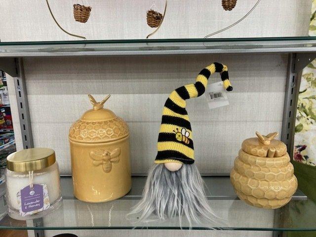 Honey Bee Gnome