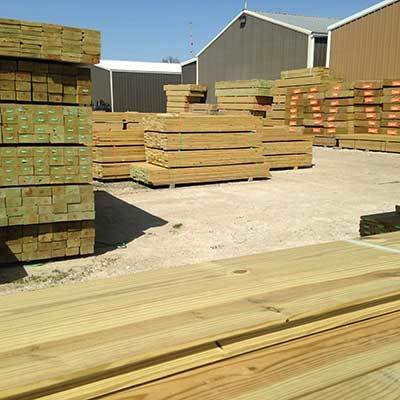 Treated Timbers & Framing thumbnail