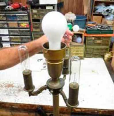Lamp Repairs thumbnail