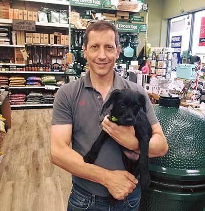 Jim Maggio - Owner of Oakland Hardware