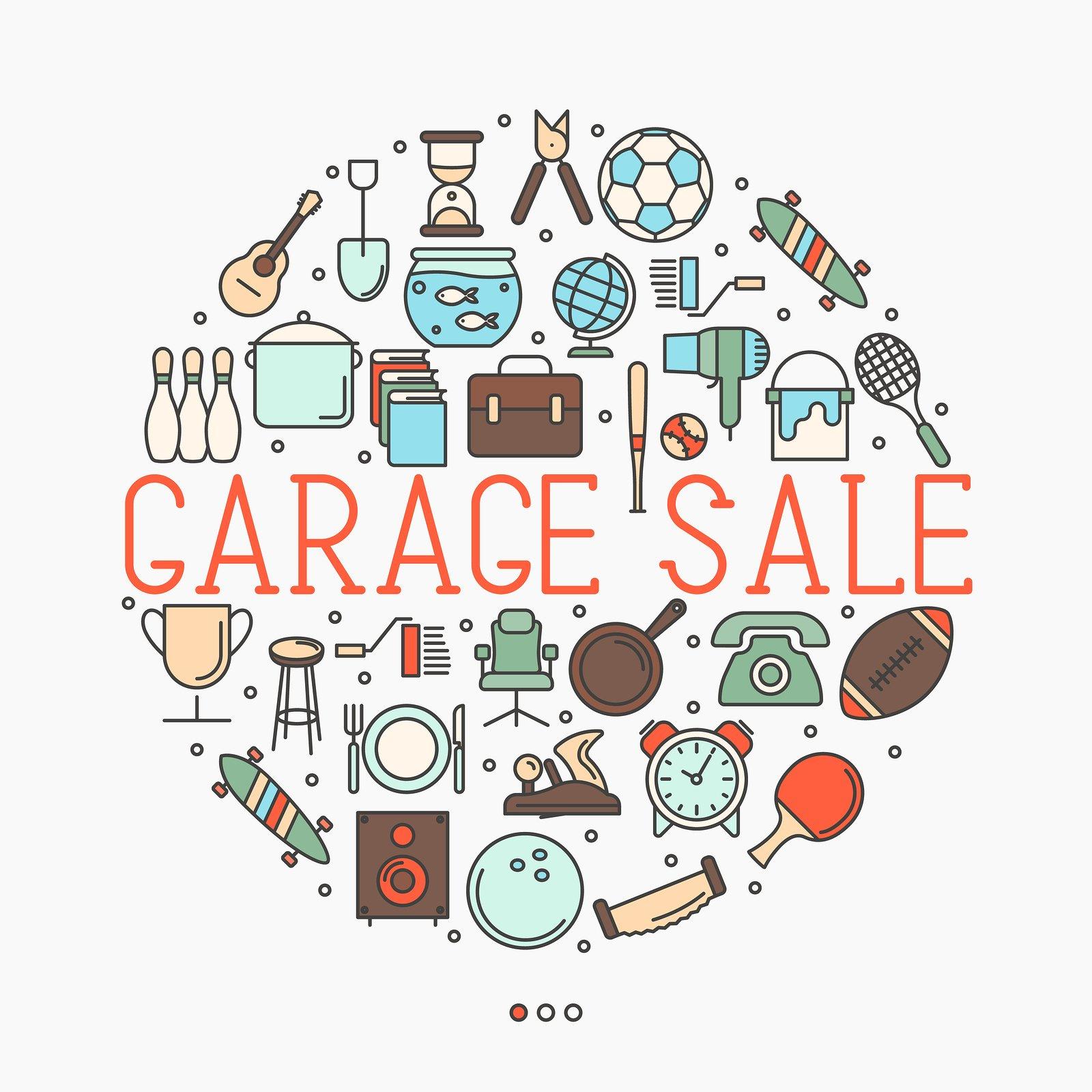Community Garage Sale thumbnail