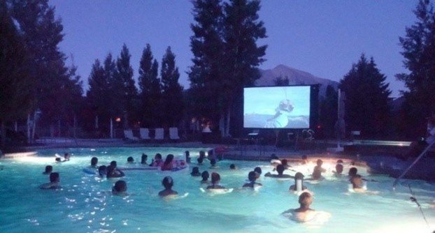 Dive-in Movie Night thumbnail