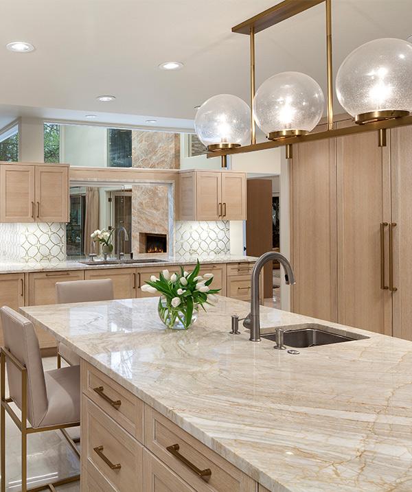 Grand Mid-Century Kitchen thumbnail
