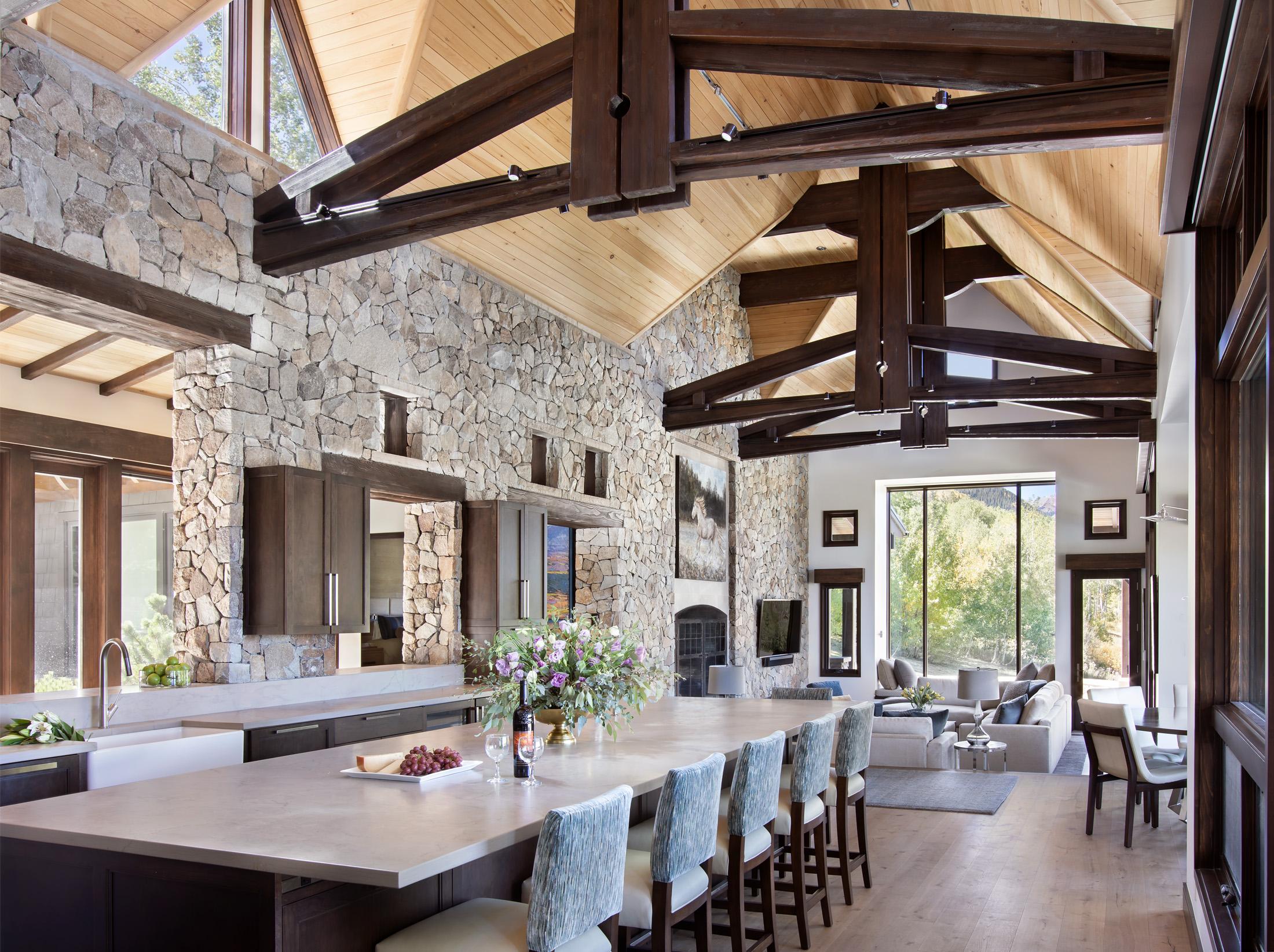 Interior Design + Custom Art: The Perfect Combination | Home decorated with custom art