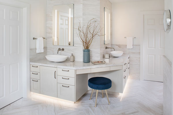 Vanity Tile Application