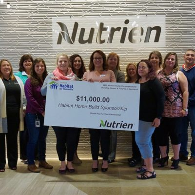 August's Donor Spotlight – Nutrien thumbnail